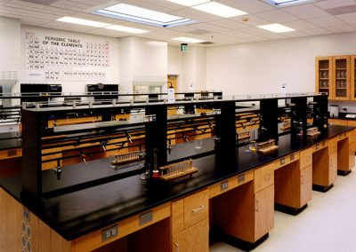 Munger Science Laboratory