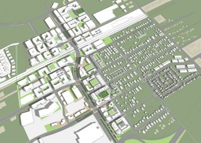 Redland-Aerial Plan