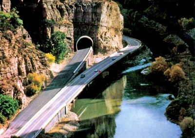 I-70 Glenwood Canyon Design Concept Study