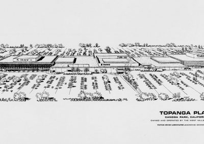 Topanga Plaza_Plan